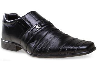 Sapato Masculino J.mathias 5006 Preto - Tamanho Médio