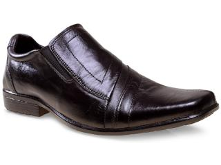 Sapato Masculino J.mathias 2526 Tabaco - Tamanho Médio