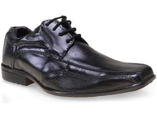 Sapato Masculino J.mathias 2501 Preto - Tamanho Médio