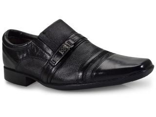 Sapato Masculino J.mathias 3003 Preto - Tamanho Médio
