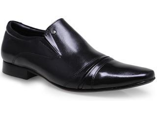 Sapato Masculino Jota pe 11570 Preto - Tamanho Médio