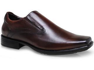 Sapato Masculino Jota pe 14359 Brown - Tamanho Médio