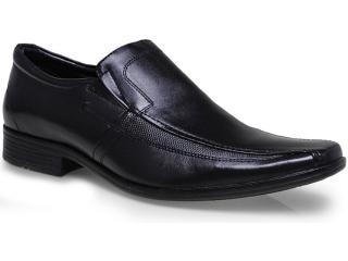 Sapato Masculino Jota pe 13102 Preto - Tamanho Médio