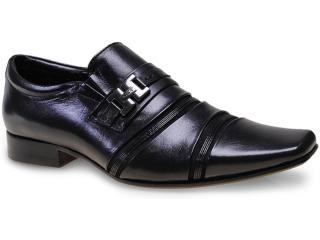 Sapato Masculino Jota pe 16413 Preto - Tamanho Médio