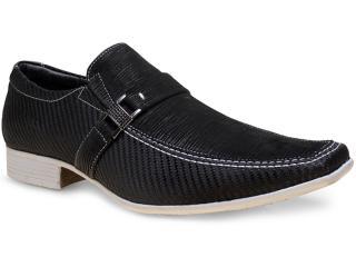 Sapato Masculino Jota pe 14254 Preto - Tamanho Médio