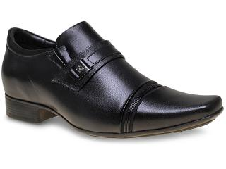 Sapato Masculino Jota pe 15204 Preto - Tamanho Médio