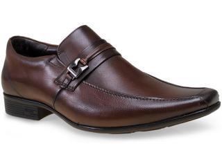 Sapato Masculino Jota pe 13175 Tan - Tamanho Médio