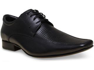 Sapato Masculino Jota pe 17623 Preto - Tamanho Médio