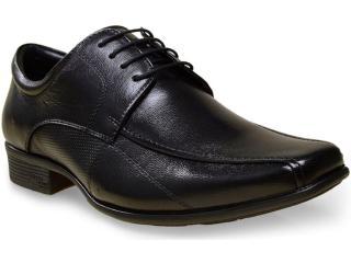Sapato Masculino Jota pe 13163 Preto - Tamanho Médio