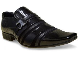 Sapato Masculino Jota pe 10034 Preto - Tamanho Médio