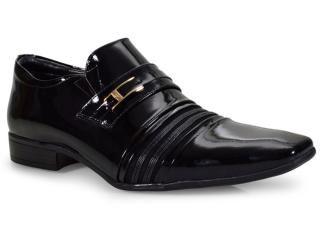 Sapato Masculino Jota pe 22208 Preto - Tamanho Médio