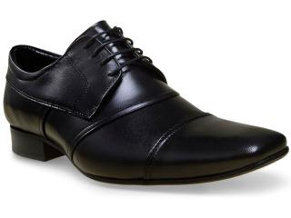 Sapato Masculino Jota pe 40059 Preto - Tamanho Médio