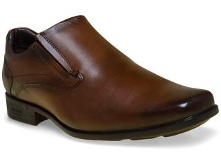 Sapato Masculino Jota pe 30658 Tan - Tamanho Médio