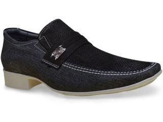 Sapato Masculino Jota pe 50753 Preto - Tamanho Médio