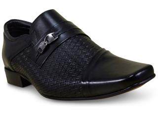 Sapato Masculino Jota pe 40783 Preto - Tamanho Médio