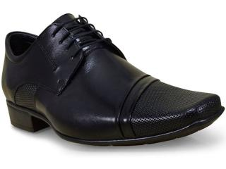 Sapato Masculino Jota pe 40777 Preto - Tamanho Médio