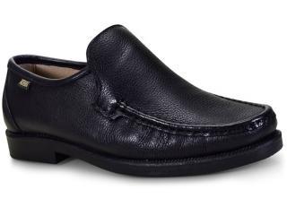 Sapato Masculino Kourt 9006 Preto - Tamanho Médio