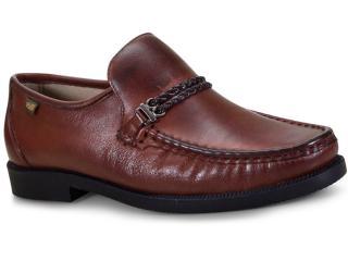 Sapato Masculino Kourt 9007 Havana - Tamanho Médio