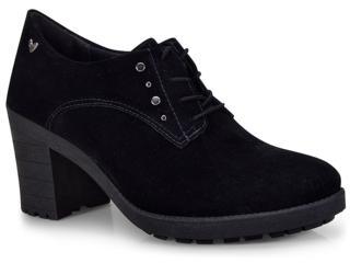Sapato Feminino Mississipi X8101 Preto - Tamanho Médio