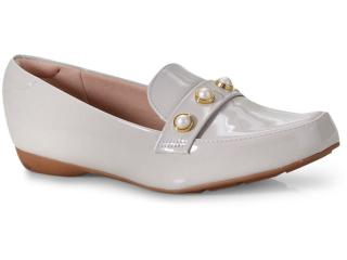 Sapato Feminino Modare 7016151 Gelo - Tamanho Médio