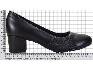 32a579a23 Sapato Modare 7316108 Preto Comprar na Loja online...