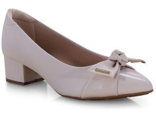 Sapato Feminino Modare 7340102 Creme - Tamanho Médio