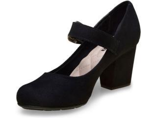 f6d3aa4560 Sapato Moleca 5300103 Preto Comprar na Loja online...