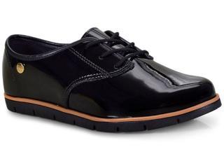 Sapato Feminino Moleca 5613304 Preto - Tamanho Médio