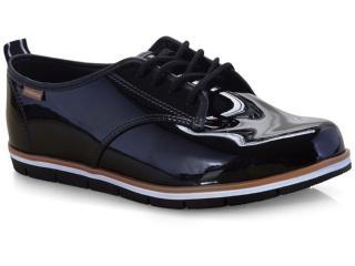 Sapato Feminino Moleca 5613524 Preto - Tamanho Médio