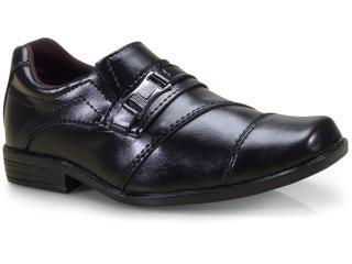 Sapato Masc Infantil Ped Shoes 203 Preto - Tamanho Médio