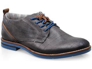 Sapato Masculino Pegada 21912-11 Grey - Tamanho Médio