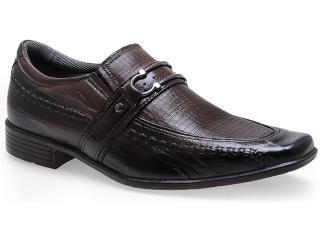 Sapato Masculino Pegada 21804-3 Café - Tamanho Médio