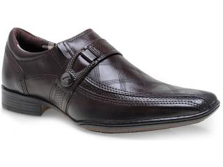 Sapato Masculino Pegada 21514-02 Café - Tamanho Médio