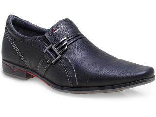Sapato Masculino Pegada 22210-10 Preto - Tamanho Médio