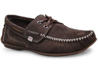 Sapato Masculino Pegada 8917-14 Musgo - Tamanho Médio
