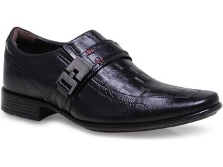 Sapato Masculino Pegada 22013-01 Preto - Tamanho Médio