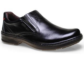 Sapato Masculino Pegada 21208-01 Preto - Tamanho Médio