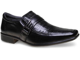 Sapato Masculino Pegada 21812-01 Preto - Tamanho Médio
