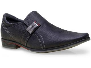 Sapato Masculino Pegada 22223-10 Trexin Preto - Tamanho Médio