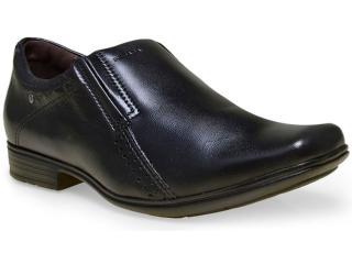 Sapato Masculino Pegada 22305-01 Preto - Tamanho Médio
