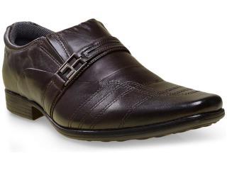 Sapato Masculino Pegada 22813-03 Brow - Tamanho Médio