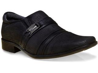 Sapato Masculino Pegada 21820-07 Preto - Tamanho Médio