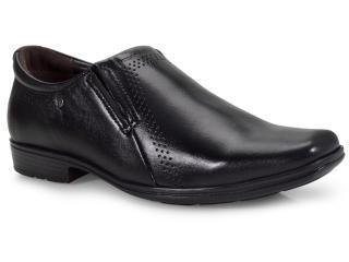 Sapato Masculino Pegada 122314-01 Preto - Tamanho Médio