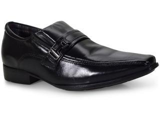 Sapato Masculino Pegada 123254-01 Preto - Tamanho Médio