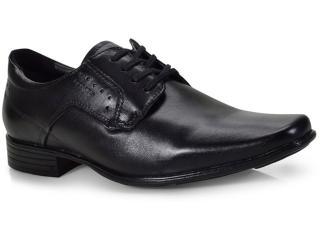 Sapato Masculino Pegada 124612-01 Preto - Tamanho Médio