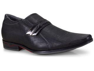 Sapato Masculino Pegada 122262-10 Preto - Tamanho Médio