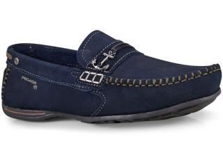Sapato Masculino Pegada 140708-06 Marinho - Tamanho Médio