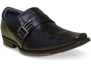 Sapato Masculino Pegada 23805-01 Preto - Tamanho Médio
