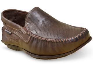 Sapato Masculino Pegada 8916-5 Cravo - Tamanho Médio