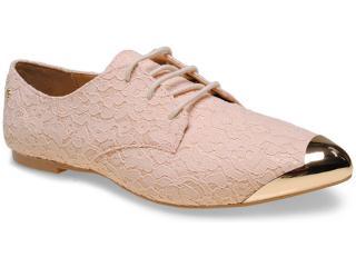 Sapato Feminino Petite Jolie Pj1289 Blush - Tamanho Médio